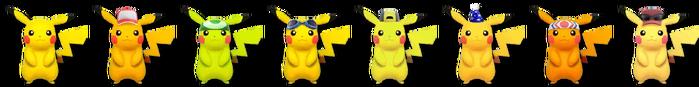 Pikachu Palette (SSB4)