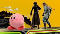 Solid snake joker and kirby by user15432 ddfuad9
