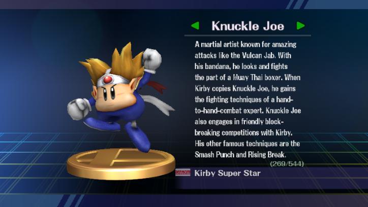 Knuckle Joe Smashpedia Fandom Powered By Wikia