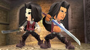 Mii Swordfighter Dunban Outfit