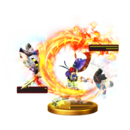 Critical Hit Roy Trophy