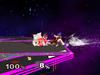 Falco Edge attack (slow) SSBM