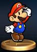 Trofeo Paper Mario SSBB