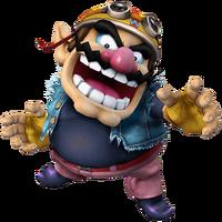 Wario - Super Smash Bros. Brawl
