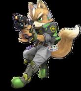 Fox Palette SSBU 6