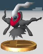 Darkrai Trophy