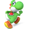 Yoshi - Super Smash Bros. for Nintendo 3DS and Wii U