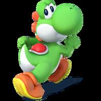 Yoshi - Super Smash Bros. for Nintendo 3DS and Wii U