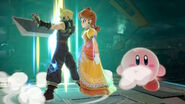 Cloud Daisy and Kirby