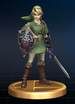 Link Classic Mode Trophy SSBB