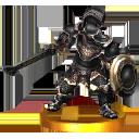 SSB3DS Darknut Trophy