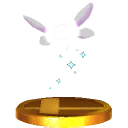SSB3DS Fairy Trophy