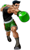 Little Mac (Punch-Out Wii)