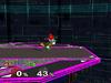 Mario Down throw SSBM