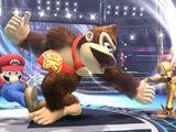 Spinning Kong
