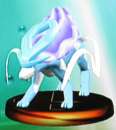 Suicune trophy148
