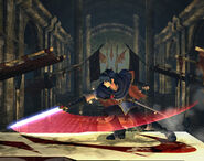 Dancing Blade 3rd Red hit SSBB
