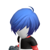 Persona-3-protagonist wig