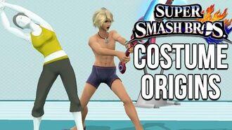Super Smash Bros. Costume Origins - Modern Nintendo Characters