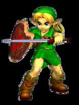 Younglink - Super Smash Bros. Melee