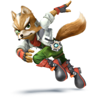 Fox - Super Smash Bros. for Nintendo 3DS and Wii U