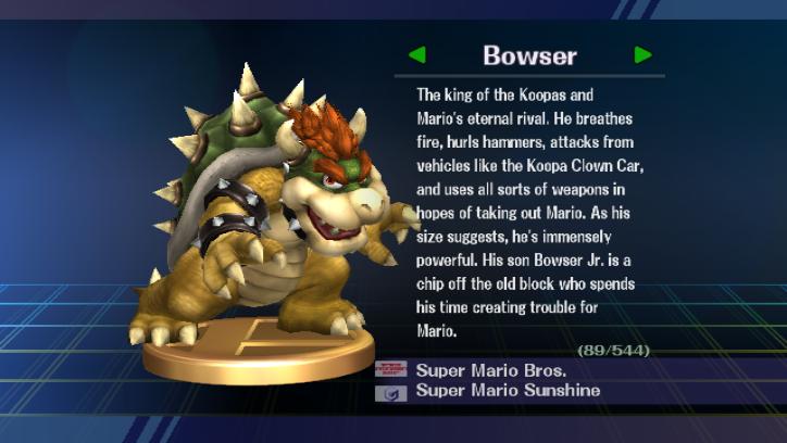 Bowser (Super Smash Bros  Brawl) | Smashpedia | FANDOM