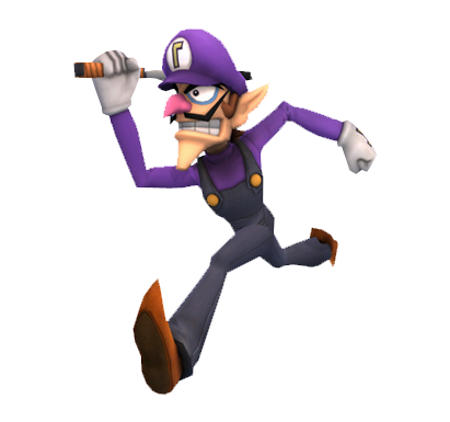 Waluigi Smashpedia Fandom Powered By Wikia