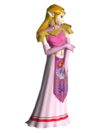 Zelda - Super Smash Bros. Melee