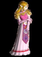 Zelda - Super Smash Bros. Melee