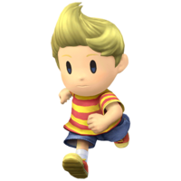 Lucas - Super Smash Bros. Brawl