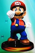 Mario trophy (SSBM)