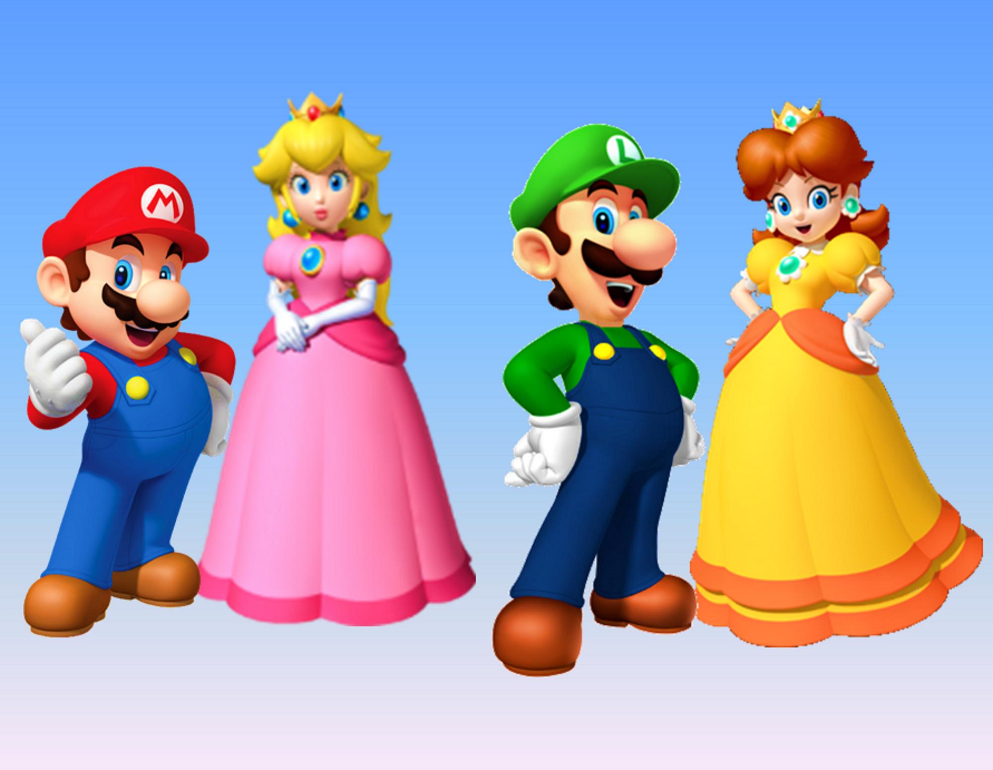 Image - .028 Mario Luigi Peach Daisy & Zachary.png