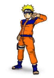 Naruto (Clássico) (Foto de Personagem)