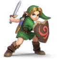 Young Link - Super Smash Bros. Ultimate