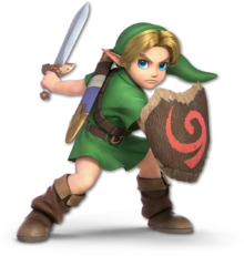 Young Link - Super Smash Bros. Ultimate