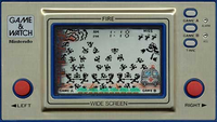 Game & Watch Fire