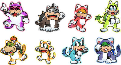 Koopalings cats
