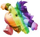 Rainbow Bowser Jr