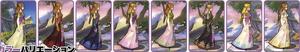 SSB4-Zelda Palette 001