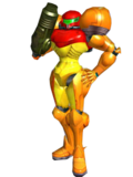 Samus - Super Smash Bros. Melee
