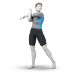 M Wii Fit Trainer - Super Smash Bros. Ultimate