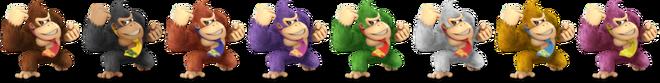 800px-Donkey Kong Palette (SSBU)