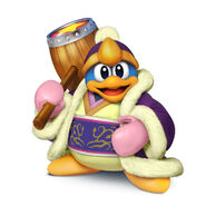King Dedede Pallette 04