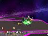 Captain Falcon Down throw SSBM