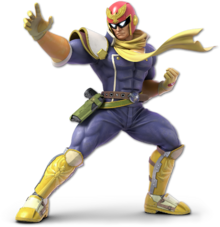 Captain Falcon - Super Smash Bros. Ultimate