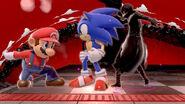 Mario Sonic and Joker