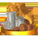 Smash coins