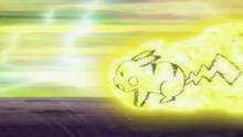 Volkner Pikachu Volt Tackle