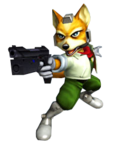 Fox - Super Smash Bros. Melee