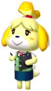 Isabelle (Animal Crossing New Leaf)